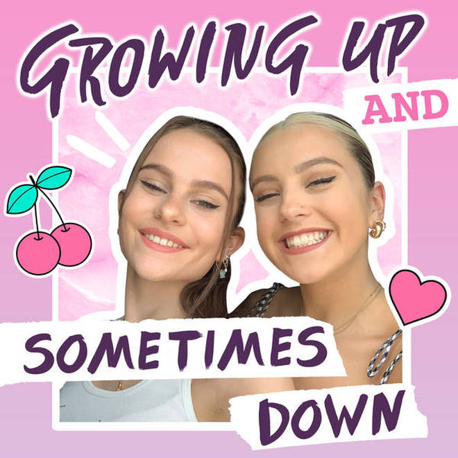 Growing Up and Sometimes Down is the podcast all teens should listen to