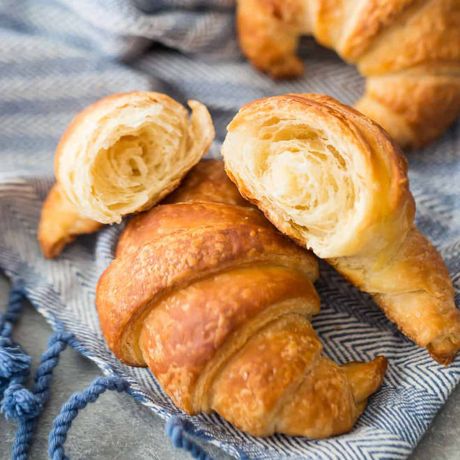 Croissants can start your day just as well as One Direction