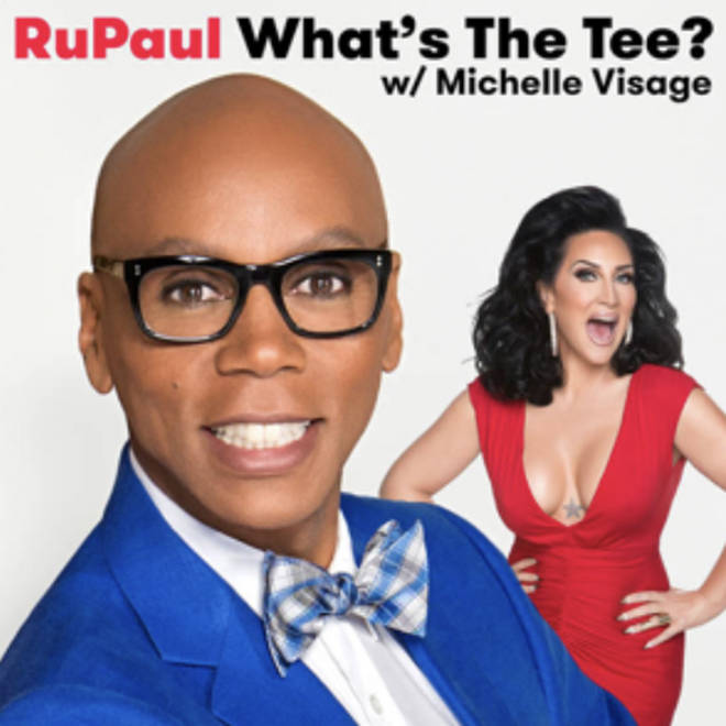RuPaul What's the Tee with Michelle Visage