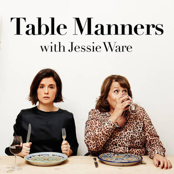 Table Manners with Jessie Ware is like having a chat with your mates at dinner