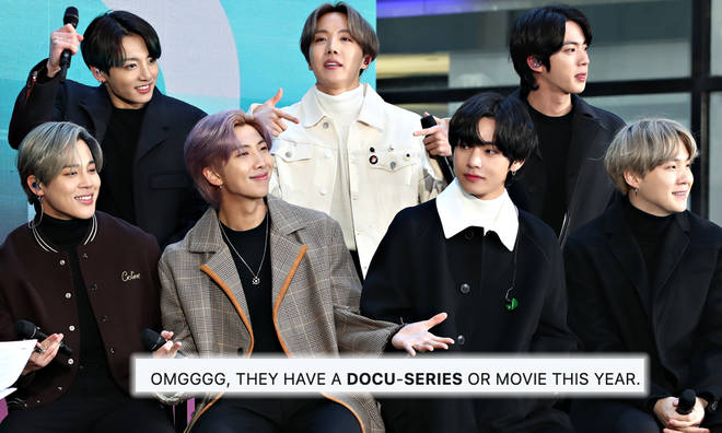 BTS have a new doce-series in the works and fans are living for it