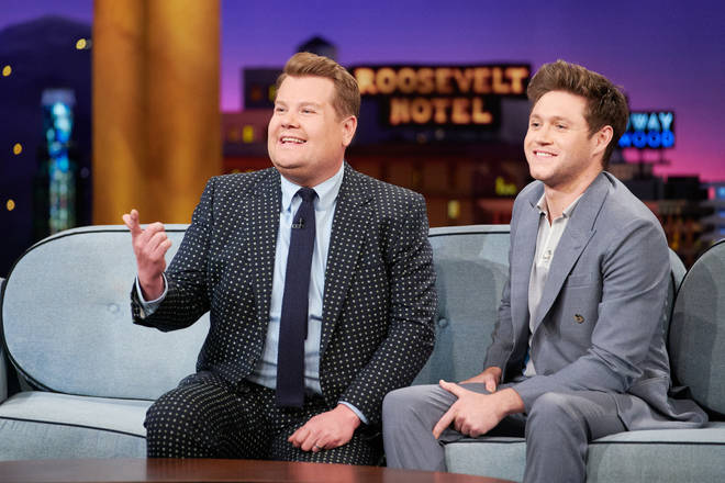 Niall Horan is James Corden for a week