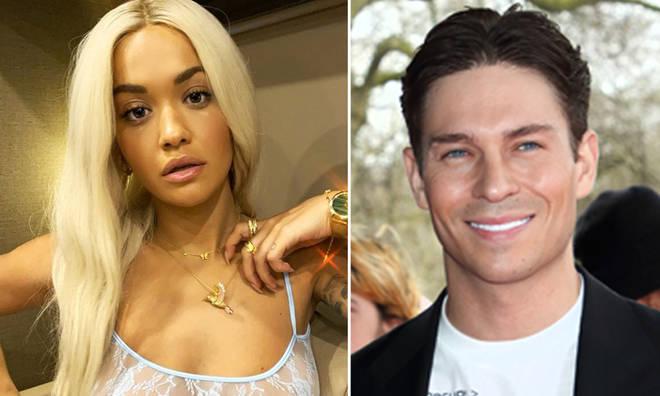Joey Essex said Rita Ora is 'a sort'.