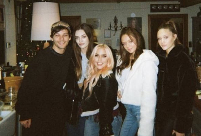 Louis Tomlinson is older than his sisters and brother
