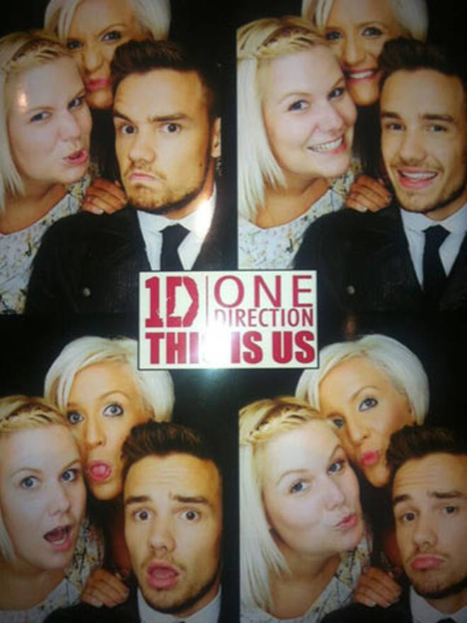 Liam Payne is the youngest of his siblings