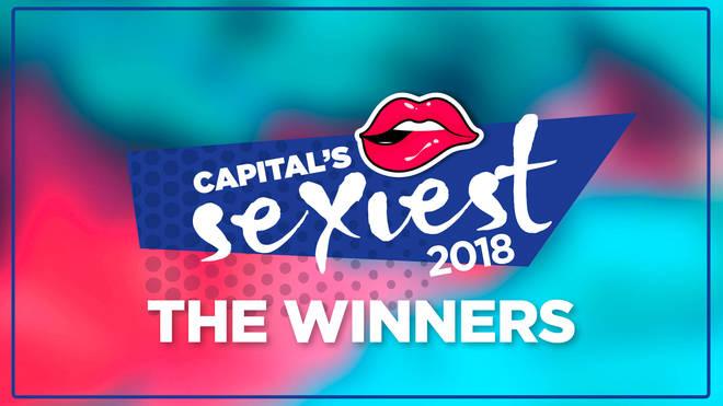Capital's Sexiest 2018: The Winners