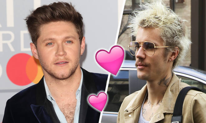 Niall Horan praises Justin Bieber for opening up about his struggles