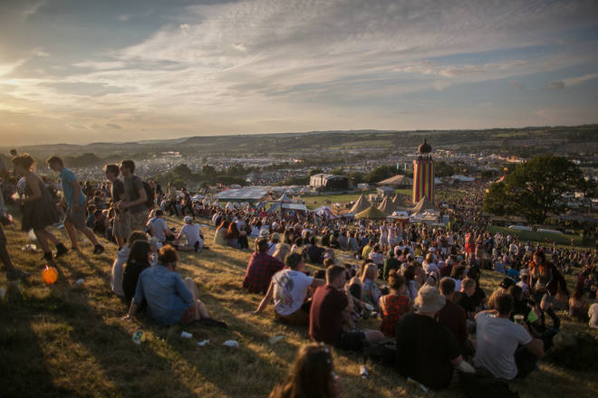 Glastonbury Festival - Day One