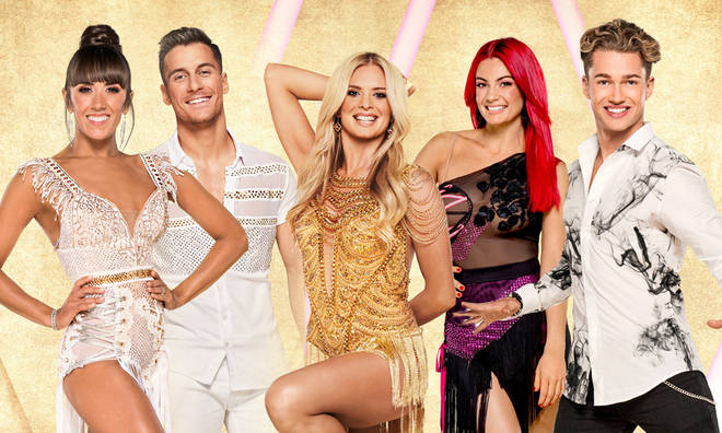 Strictly Come Dancing's 2020 professionals