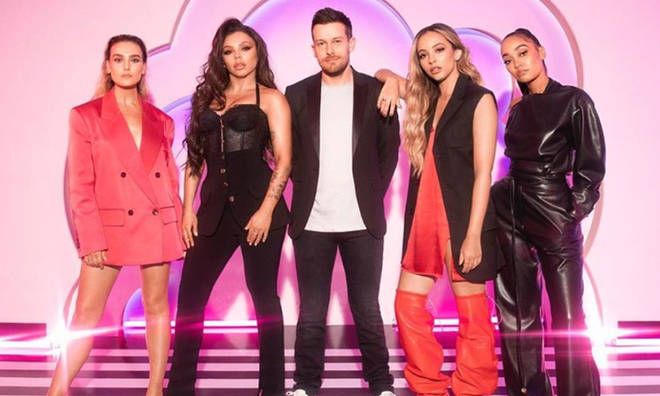 Chris Ramsay will host Little Mix: The Search.