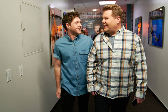 Niall Horan has starred on The Late Late Show for a week