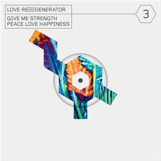'Give Me Strength' - Love Regenerator, Calvin Harris