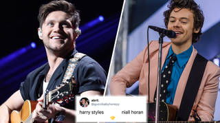Niall Horan & Harry Styles's albums share an amazing similarity