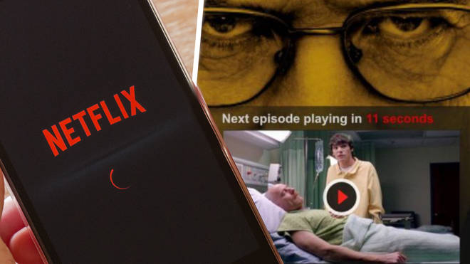You can turn on/off Netflix's autoplay