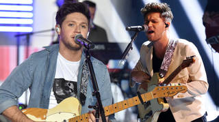 Niall Horan said it feels odd looking out at a sea of phones