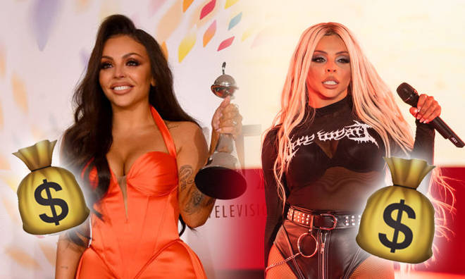 Jesy Nelson has amassed an incredible net worth