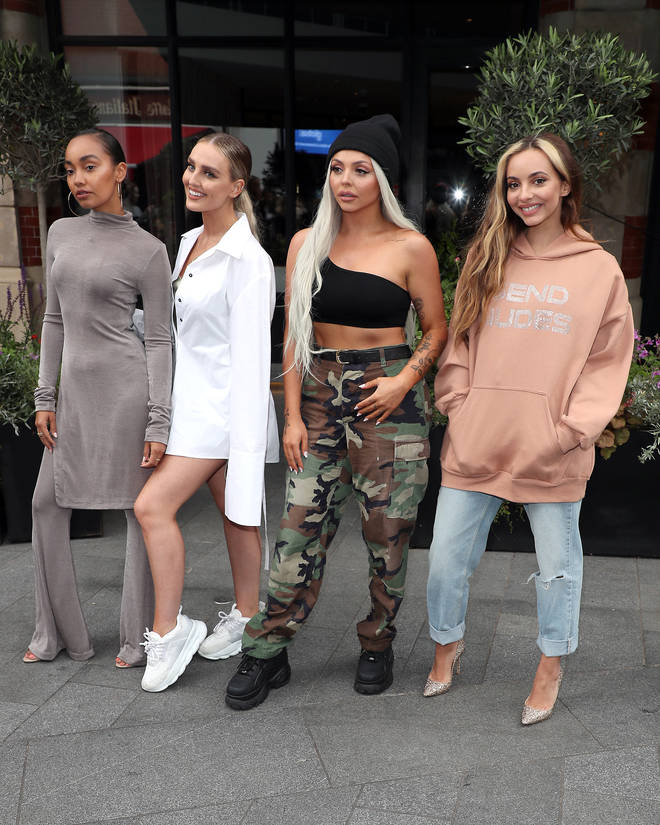 Little Mix have been hugely successful since winning The X Factor