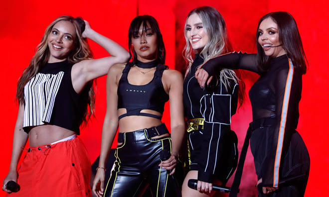 Little Mix switched labels days before the release of 'LM5'.