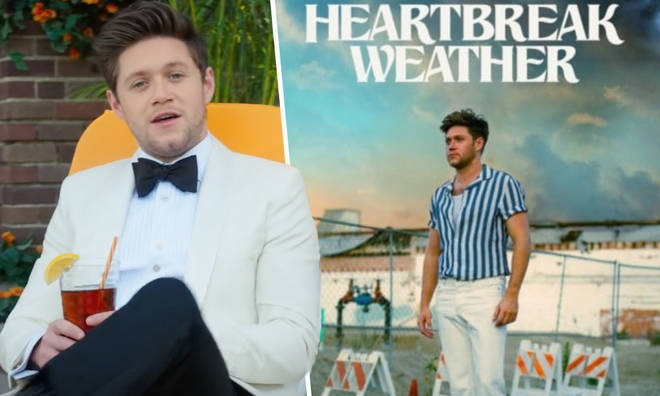 Niall Horan's Heartbreak Weather has some hidden messages