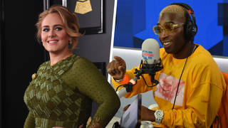 Tinie asked to release a rap song with Adele