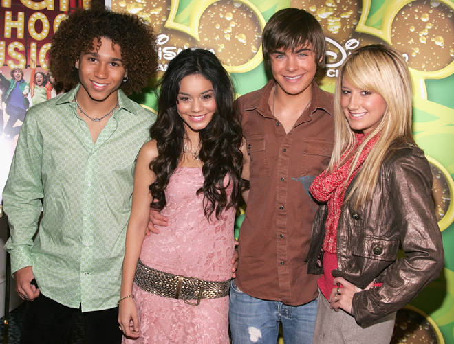 Zac Efron and Vanessa Hudgens starred as Troy and Gabriella in the Disney Channel Original Movie
