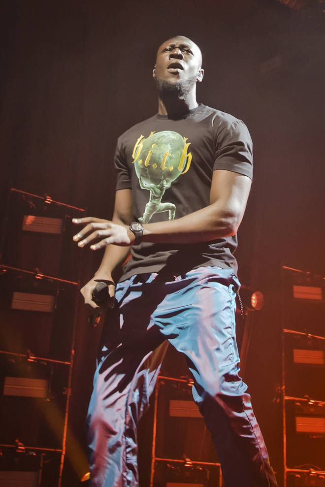 Stormzy has also helped bring millions to the UK music industry