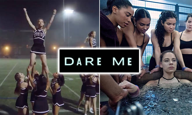 Dare Me is hitting our screens this week