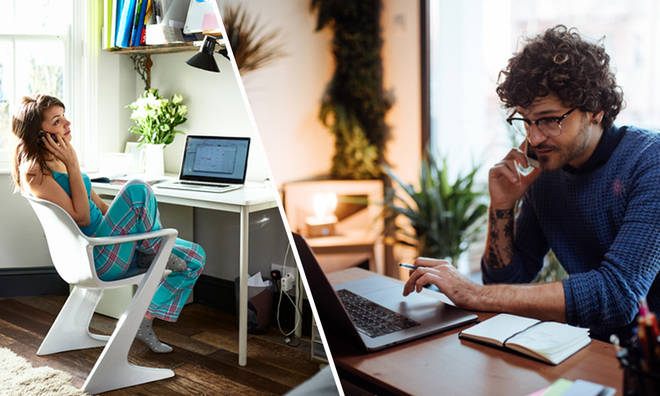 How to structure your working day if you're working from home