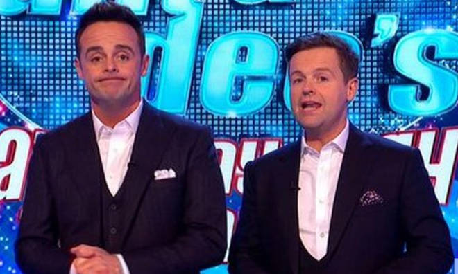 Ant and Dec's show will go ahead.