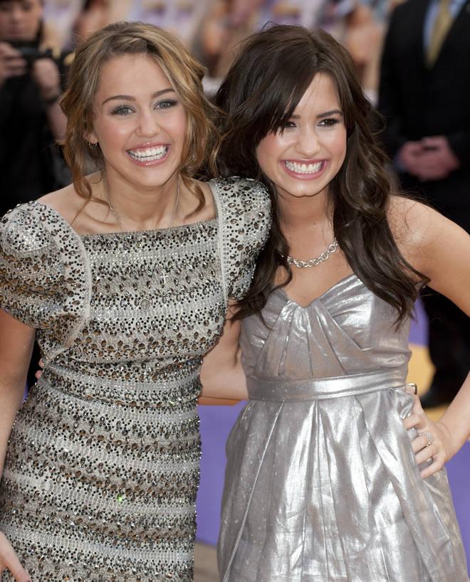 Uk Film Premiere Of Hannah Montana - London