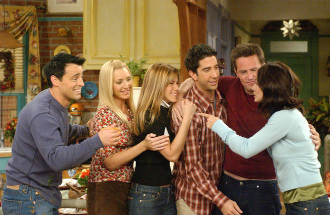 The Friends reunion episode was set to film in March 2020