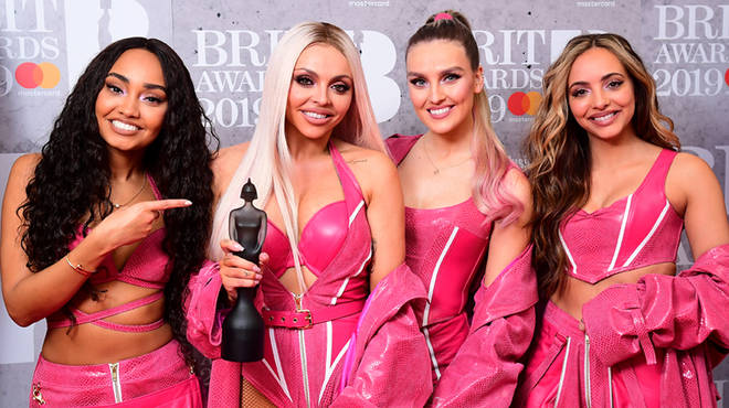 Little Mix have had to pause filming their BBC talent show.