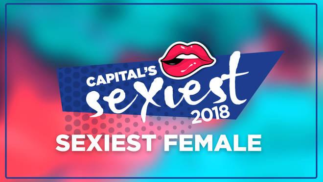Capital's Sexiest Female in Pop 2018