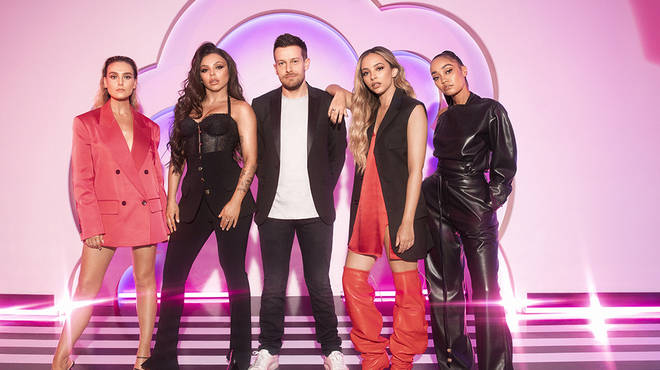 Little Mix have been forced to delay their filming schedule