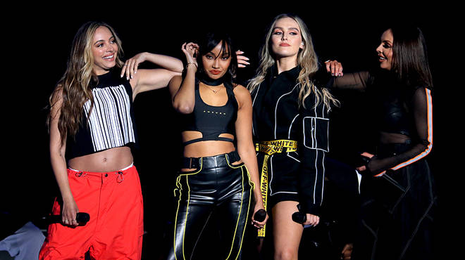 Little Mix will be airing their show The Search at a later date in the year