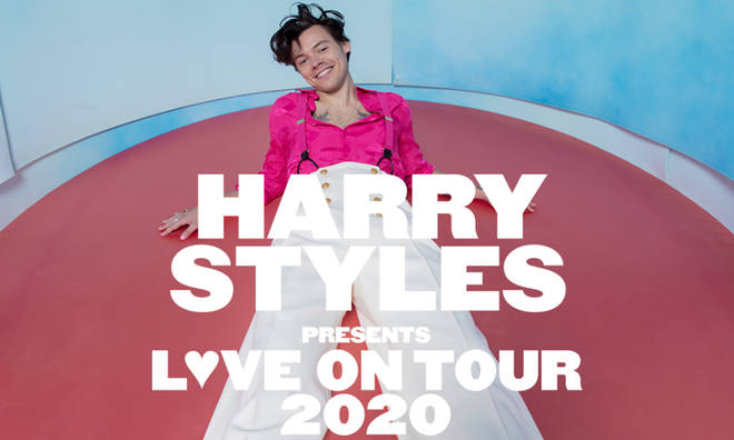 Harry Styles's 'Love On Tour' has had dates added to it