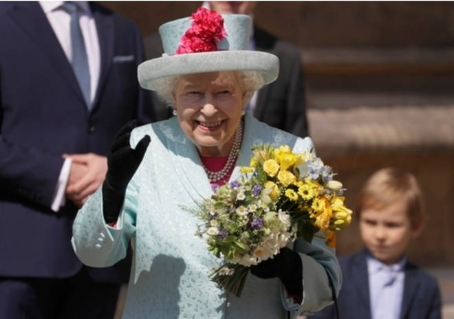 The Queen is isolating at Windsor Castle.