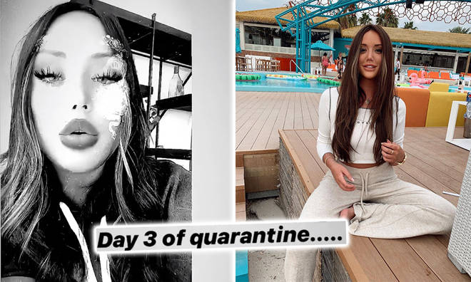 Charlotte Crosby stunned fans with her voice