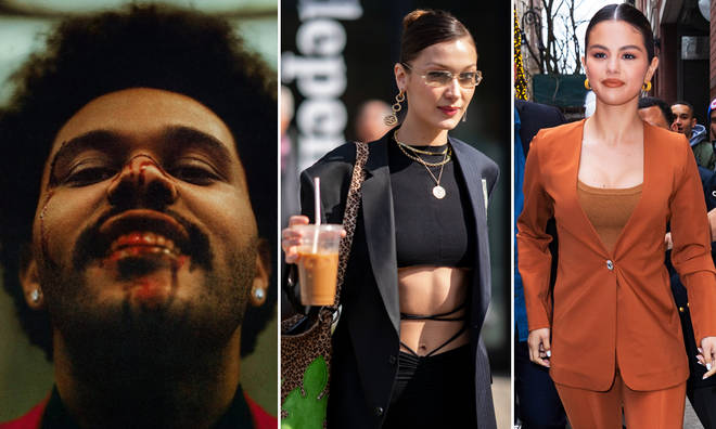The Weeknd's references to exes in After Hours album