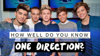 Take this quiz to test your 1D knowledge