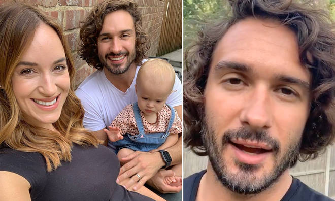 The Body Coach is married with two kids.