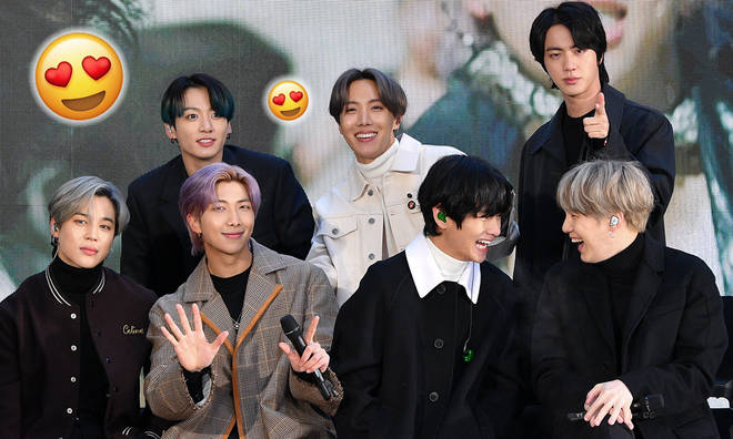 You can now learn Korean online with BTS