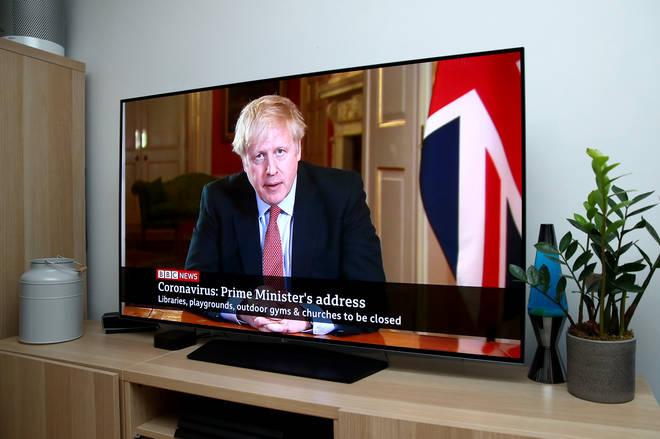 Boris Johnson Announces Strict Coronavirus Lockdown Across The UK