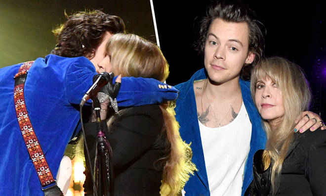 Harry Styles's special friendship with Stevie Nicks