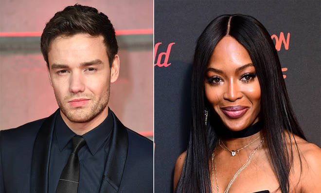 Liam Payne and Naomi Campbell had a short-lived romance