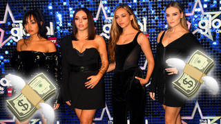 Little Mix have amassed an incredible fortune