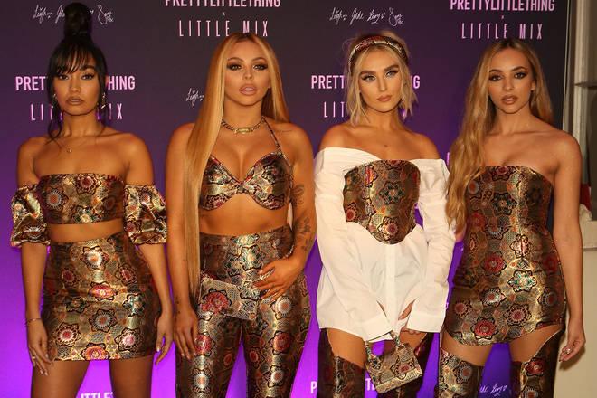 Little Mix have individual net worths of around £12.5 million
