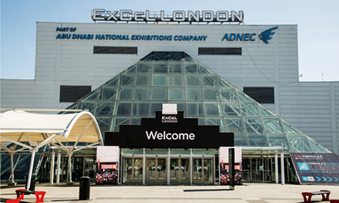The Excel Centre is to be used for a temporary NHS Hospital