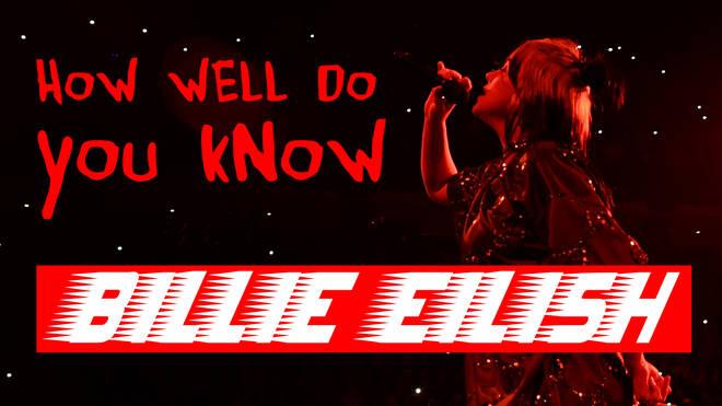 Take our Billie Eilish quiz