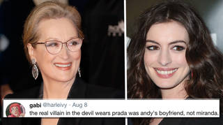 This 'The Devil Wears Prada' Twitter Thread Is Everything